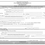 New Jersey Notary Public Application Form